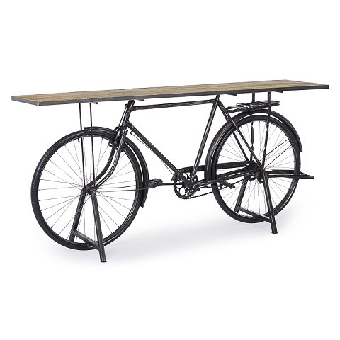 Consolle Bicycle Nera