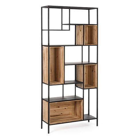 Libreria Regular Wood H 170