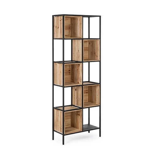 Libreria Regular Wood H 158